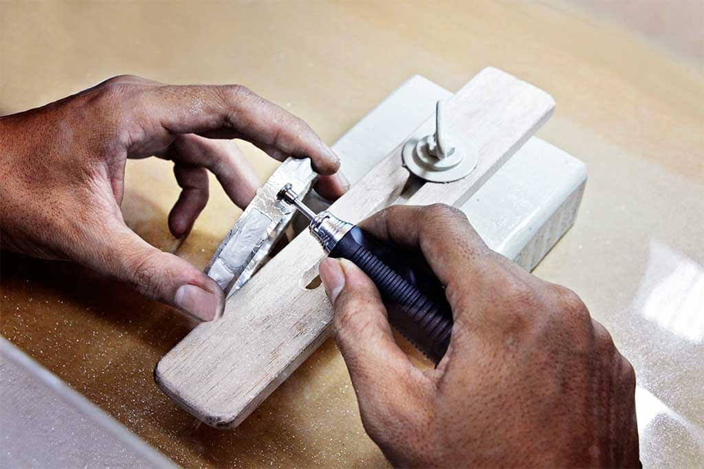 diamond-cutting